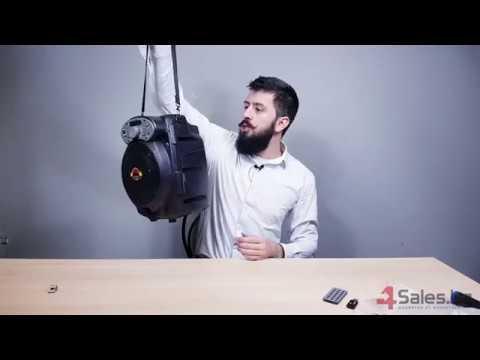 Тонколонa за домашно караоке с микрофон за пеене, USB и Bluetooth на Топ цена от 4Sales.bg