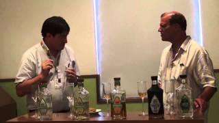 Tequila Tasting At The Sauza Estate