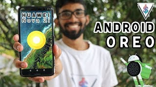 Huawei Nova 2i Android Oreo Update Installation and Walkthrough 🇱🇰