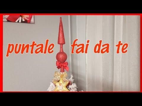 puntale 🎄fai da te / tutorial from YouTube · Duration:  4 minutes 54 seconds