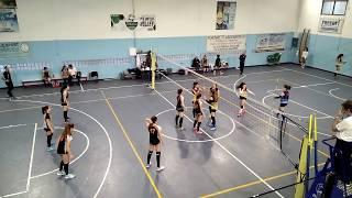 Pallavolo U16 femminile - F.lli Trinca Bresso  vs  Easyvolley