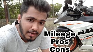Dont Buy Ktm Rc390 Before Watching This | Mileage Service Cost