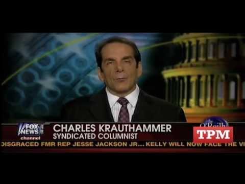 Charles Krauthammer Calls Chris Christie's CPAC Snub A 'Mistake'