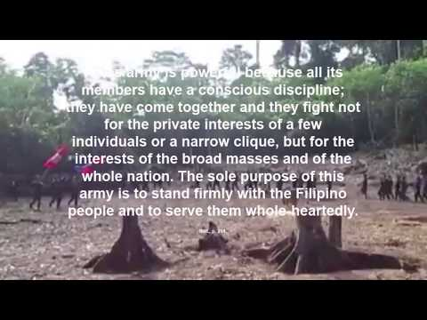 New Peoples Army in the Philippines