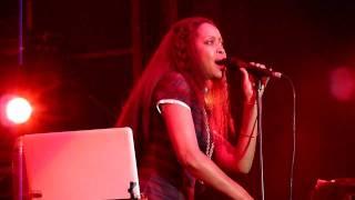 HD - Erykah Badu - Danger (live) @ Nova Jazz Festival, Wiesen 2011