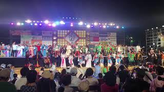 第15回 紀州よさこい おどるんや 新総踊り アガラ 生歌生演奏