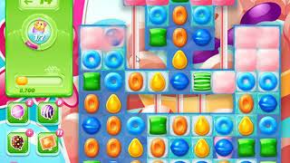 Candy Crush Jelly Saga Level 991 (3 stars, No boosters)