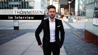 Die Felix Thönnessen Story Teil 1: Über Besen und Horoskope zum Startup Coach und Keynotespeaker