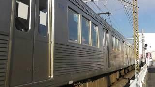 静岡鉄道1000形(1005号)さよなら運転