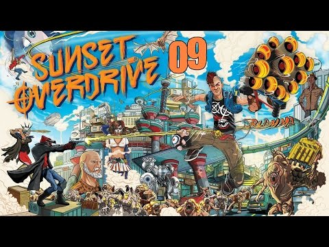 Sunset Overdrive - [Xbox One] - #09 - [Fr]