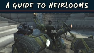 Download lagu A Guide to Heirloom Items WoW BFA MP3