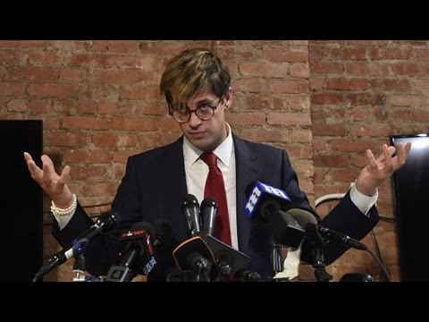 Milo Yiannopoulos on the Video He Resigned Over