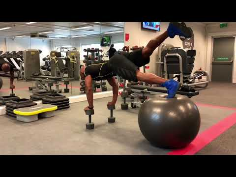 Best Press-up Stabilisation Core & Abs