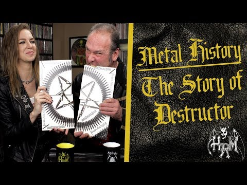 Metal History - The Story Of Destructor