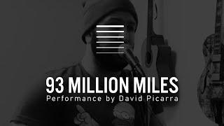Jason Mraz   93 Million Miles acoustic cover by David Picarra