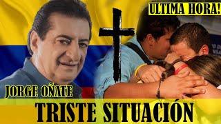 ÚLTIMA HORA! HACE UNAS HORAS! Jorge Oñate Reporte De Su Salud Actualmente! | BuenVallenato