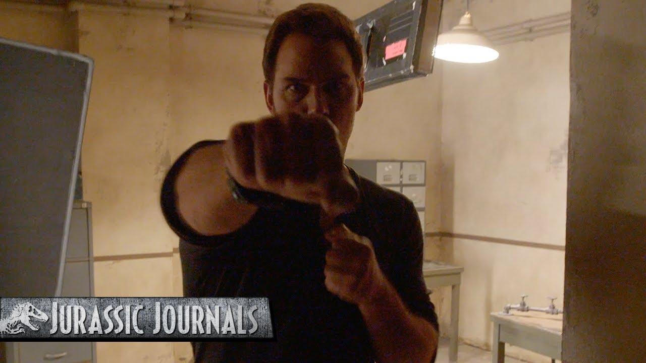 Chris Pratt's Jurassic Journals: Jody Wiltshire (HD)