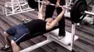 97.5kg Bench Press FAILED @ 65kg Bodyweight