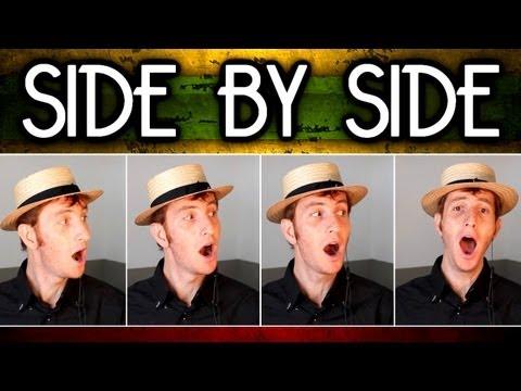 Side By Side - Barbershop Quartet - Trudbol A Cappella