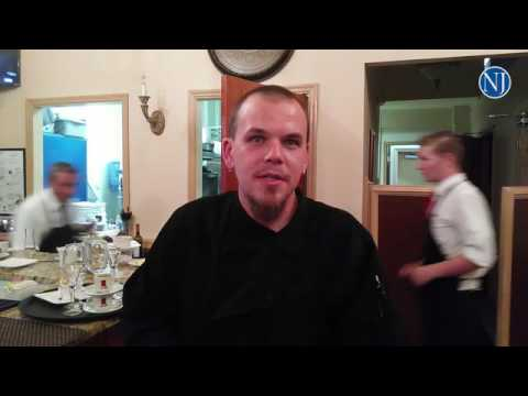 John Landers, head chef at the Lisbon Cafe/Lisbon @ Night, talks about his experience cooking dishes
