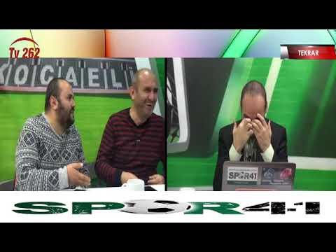 TV 262 - SPOR41 6.BÖLÜM | TV 262