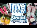 Five Below Grand Opening ! Come Shop With Me😀Summer Items