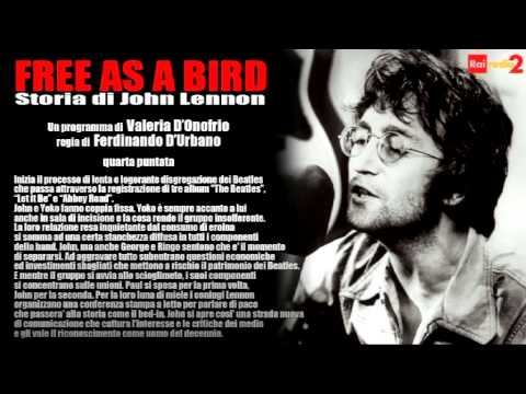FREE AS A BIRD - Storia di John Lennon - 4/6 (1968-1970)