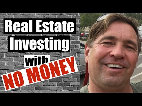 Real Estate Investing With No Money   Interview with Tom from FlipAnythingUSA