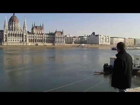 Csévharaszt ról indulva meg érkeztem a Hungarian Parliament Building ig.