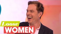 Daniel Lapaine Was Quite Put Out by a Buzzfeed Article About His Appearance | Loose Women