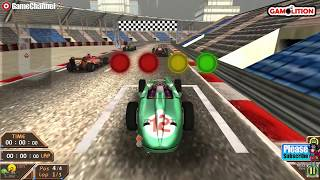 Race Driver Classic Stars / 3D Car Racing Games / Browser Flash Games / Gameplay Video