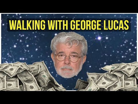 George Lucas doesn't give a shit