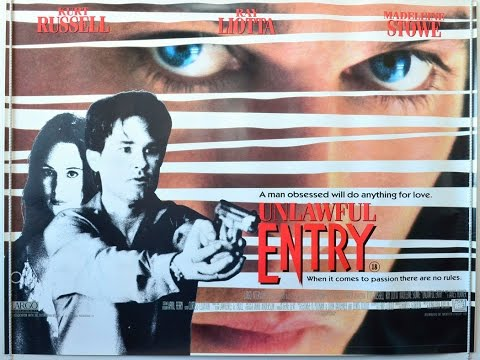 Unlawful Entry(1992) Movie Review