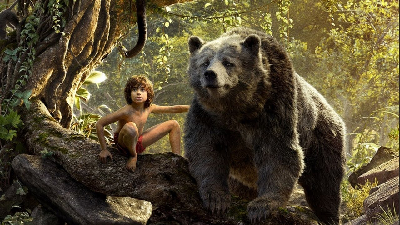 The Jungle Book 2016 Full Movie HD - Best Disney Movies 2021