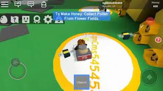 ROBLOX Honey Making Simulator.