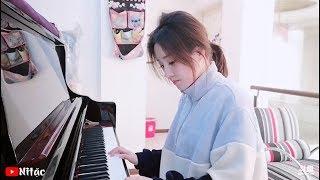 冯提莫 Piano - 月亮代表我的心 The Moon Represents My Heart