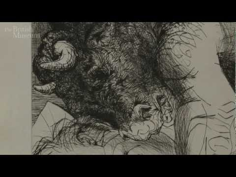Picasso Prints: The Vollard Suite at the British Museum