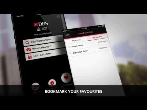 DBS Home Connect™ APP