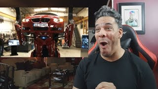 7 Real Transforming Vehicles You Didn't Know Existed REACTION!!!