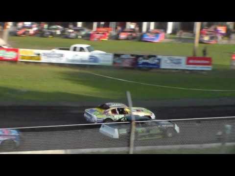 Stock Car Heat 2 @ Hamilton County Speedway 07/08/17