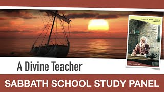 Sabbath Bible Lesson 2: A Divine Teacher - Lessons From the Book of Mark