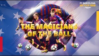 #TheMagiciansOfTheBall are back in the USA