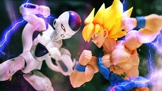 Dragon Ball Stop Motion - Lord Frieza 七龍珠弗里沙篇 thumbnail
