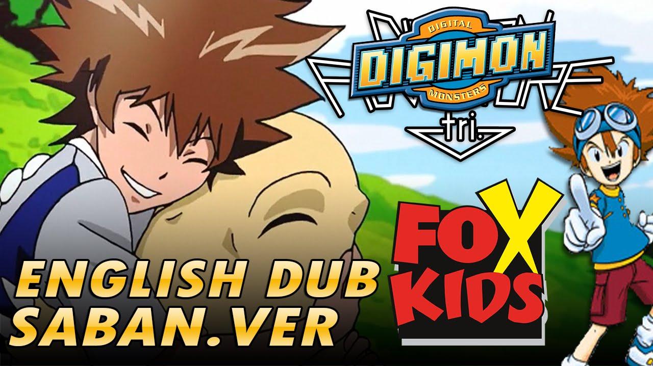 Digimon Adventure Ger Dub