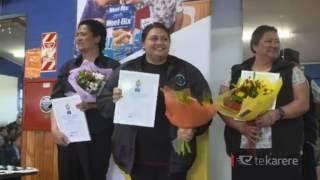 Kura volunteers win KickStart Breakfast award