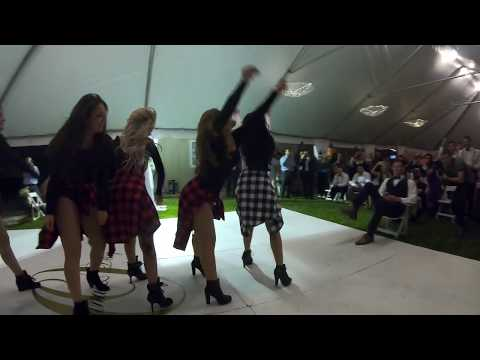 Bride Performs Beyonce's End Of Time - Performed By Tatiana Ogden And Bridesmaids