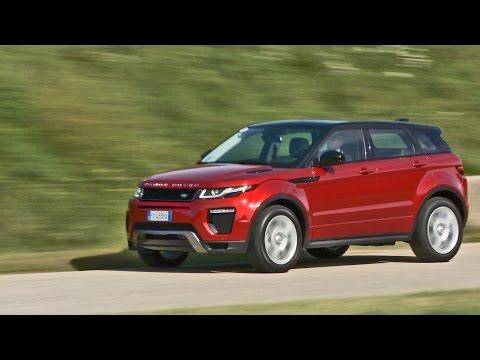 ► 2016 Range Rover EVOQUE