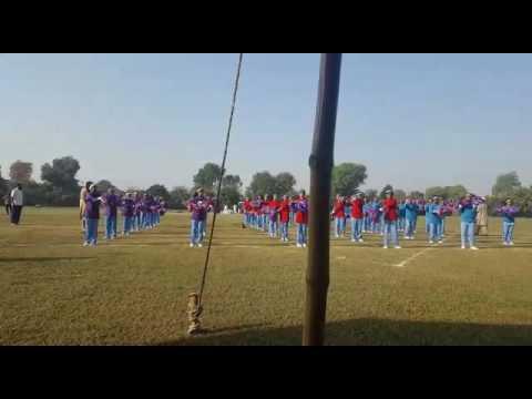 My aerobics in sadiq public school