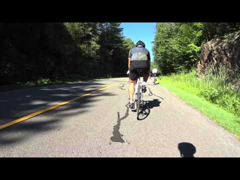 Gatineau Park Cycling