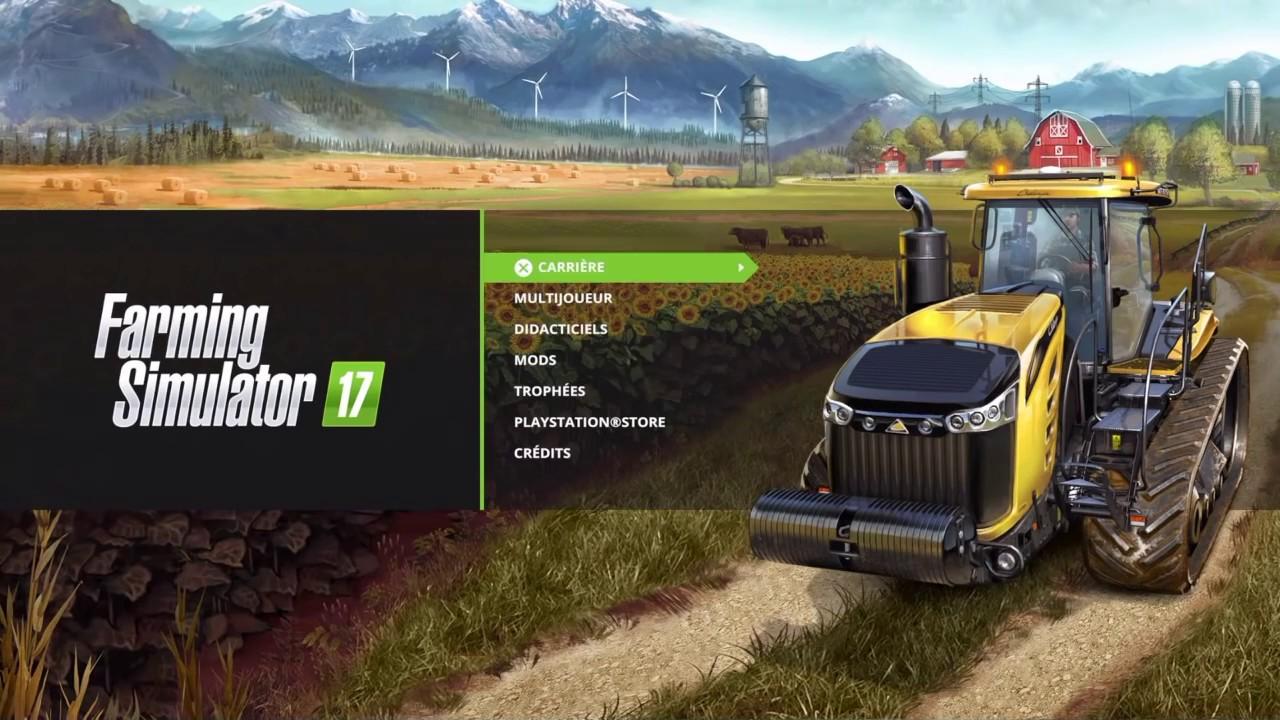 comment gagner de l argent dans farming simulator 17 ps4